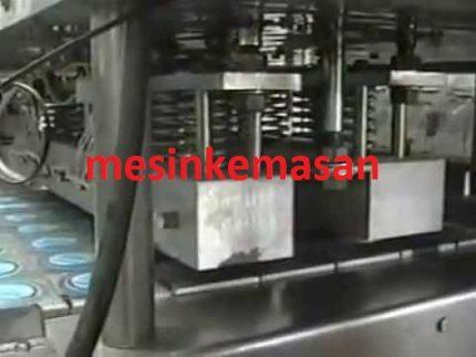 pemanas pada mesin cup sealer 4 line