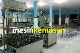 mesin pengisian botol